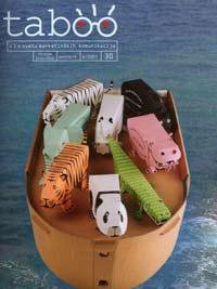 Marketing magazin Taboo