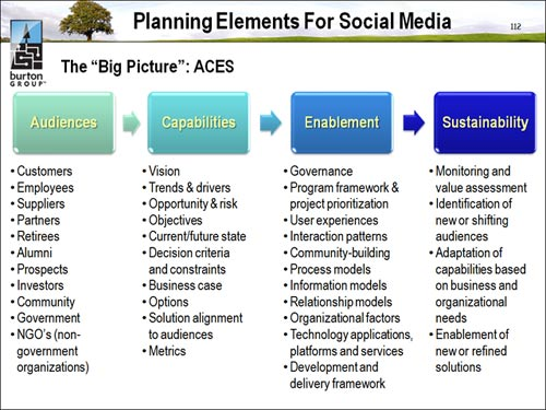 aces framework for social media