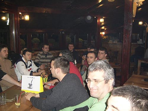 OpenCoffee Club Novi Sad Beza