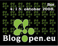 Blog Open 2008