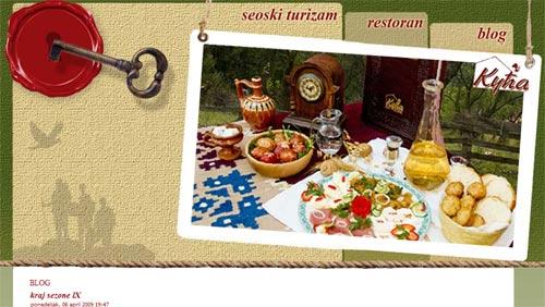 blog restorana kuca