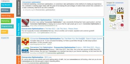blekko-conversion-optimization