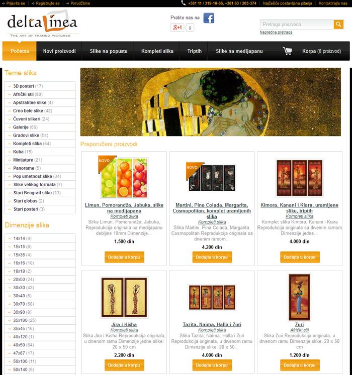 deltalinea primer