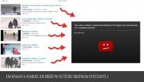 aktivisti sns-a skidaju youtube klipove