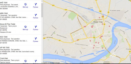 taxi-novi-sad-google