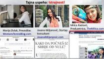 Milica Radovic, Jovana Miljanovic, Marija Zivlak