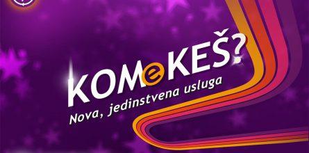 komekeš - komercijalna banka