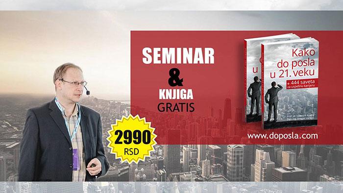kako-do-posla seminar + knjiga besplatno