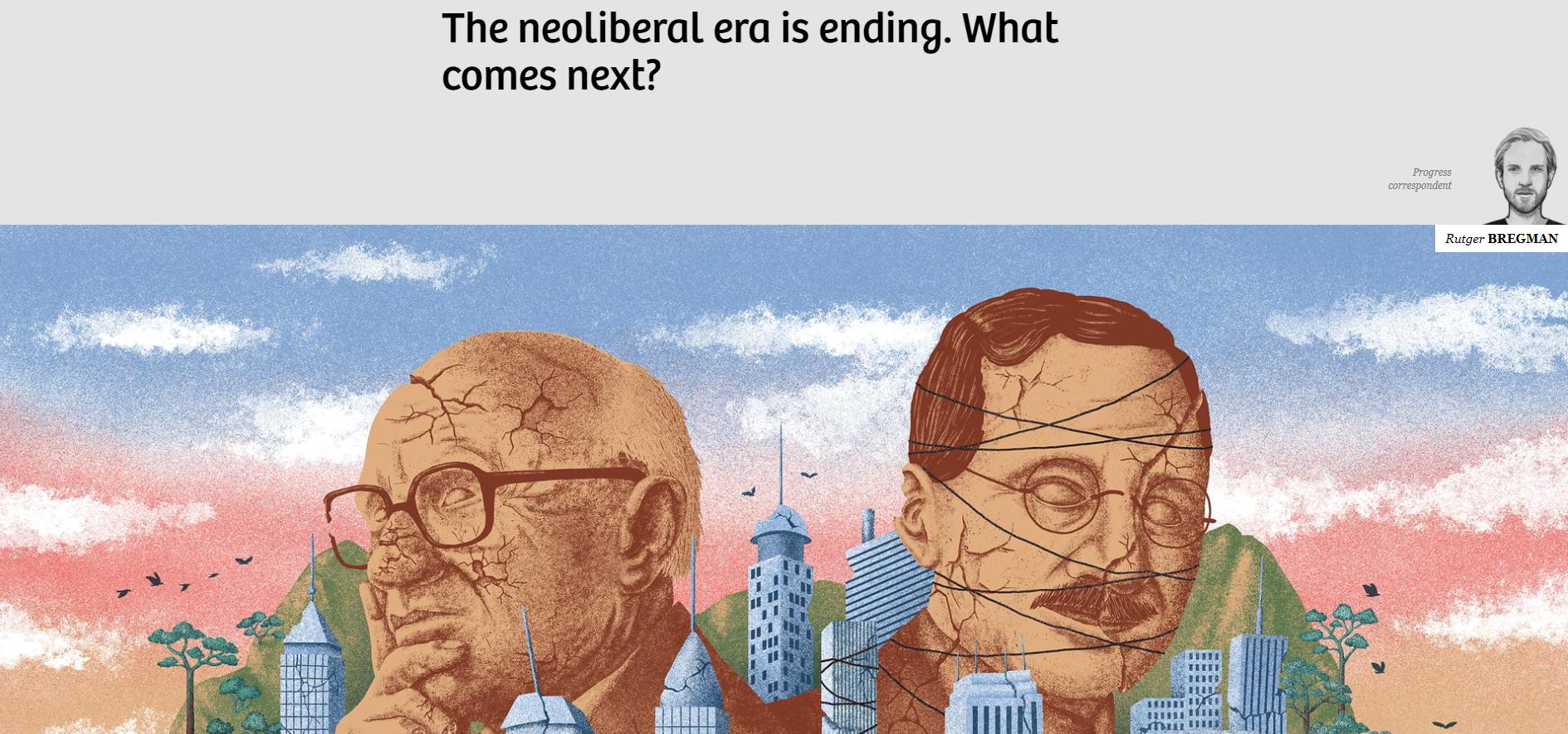 Kako će izgledati budućnost posle neoliberalizma?