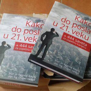 knjige kako do posla u 21. veku